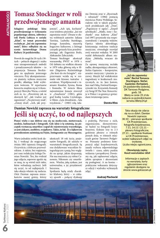 TarNowa Kultura 10/2020 strona 6