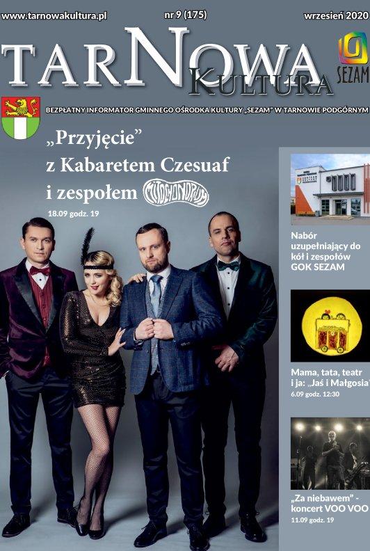 TarNowa Kultura 09/2020 strona 1