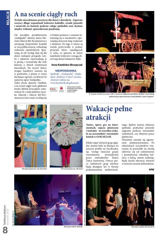 TarNowa Kultura 09/2020 strona 8