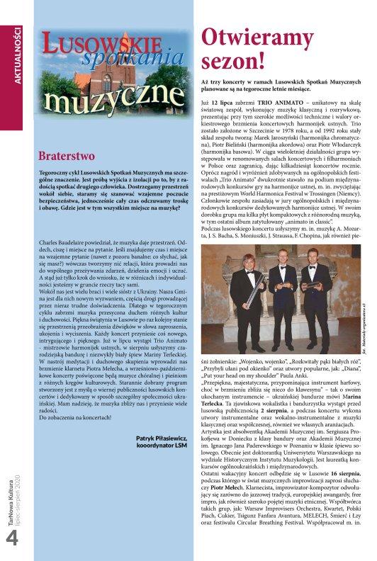 TarNowa Kultura 7-8/2020 strona 4