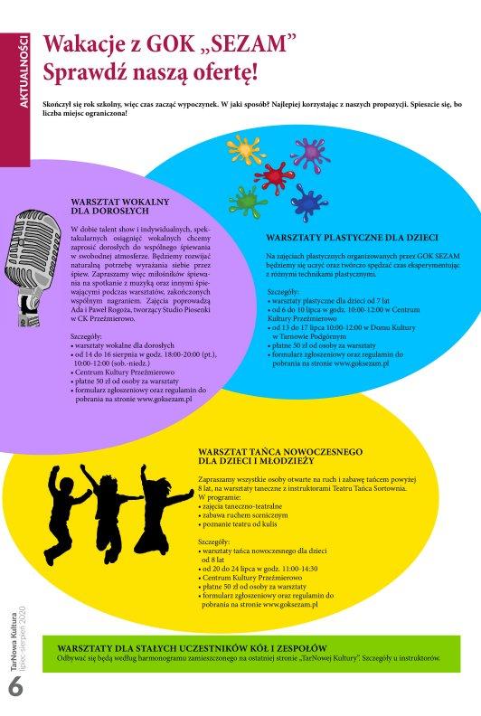 TarNowa Kultura 7-8/2020 strona 6
