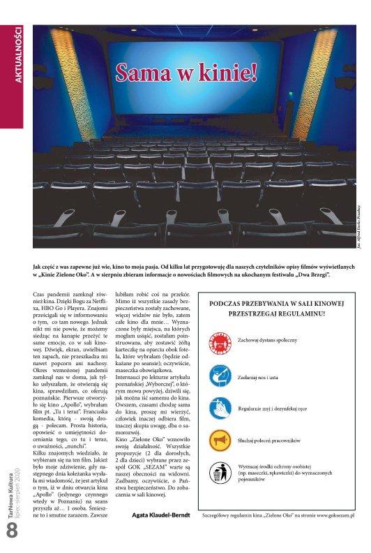 TarNowa Kultura 7-8/2020 strona 8