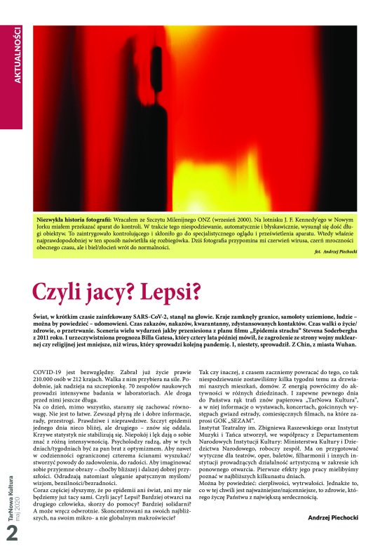 TarNowa Kultura 5/2020 strona 2