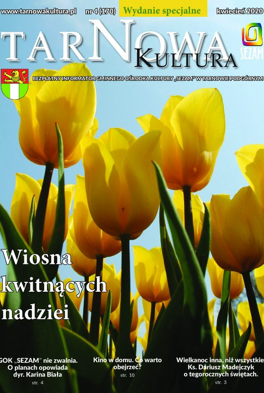 TarNowa Kultura 4/2020 strona 1