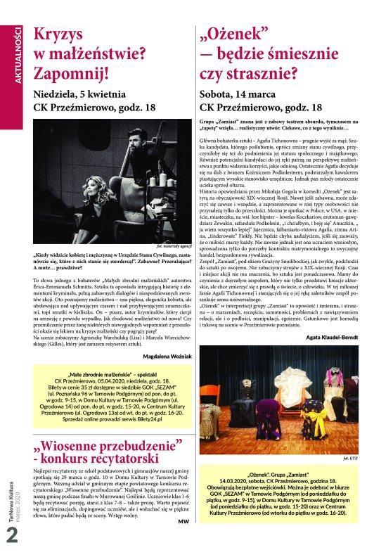 TarNowa Kultura 3/2020 strona 2