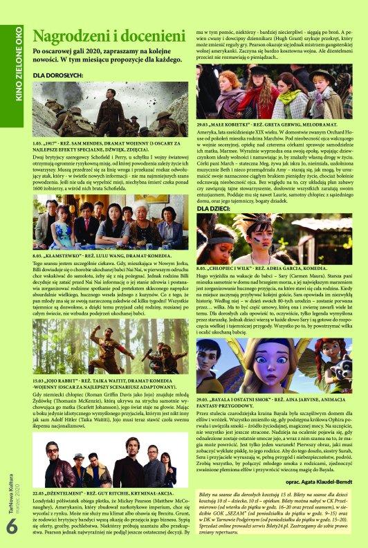 TarNowa Kultura 3/2020 strona 6