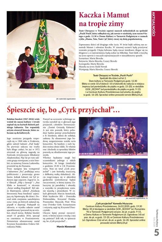 TarNowa Kultura 2/2020 strona 5