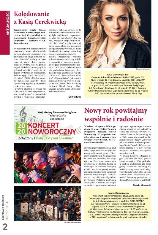 TarNowa Kultura 1/2020 strona 2