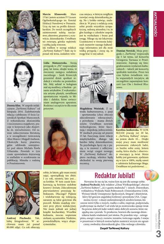 TarNowa Kultura 1/2021 strona 3