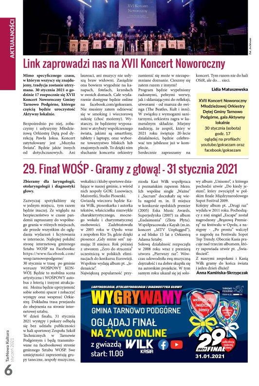 TarNowa Kultura 1/2021 strona 6