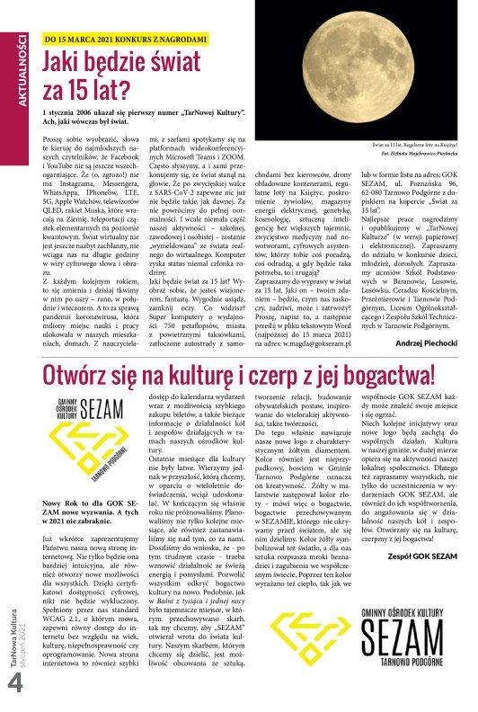 TarNowa Kultura 1/2021 strona 4