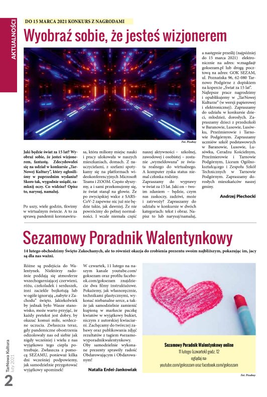 TarNowa Kultura 2/2021 strona 2