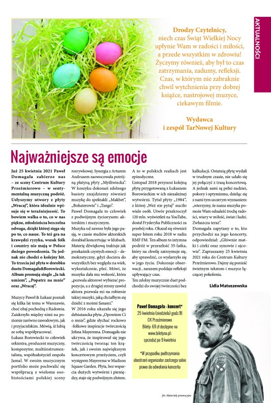TarNowa Kultura 4/2021 strona 3