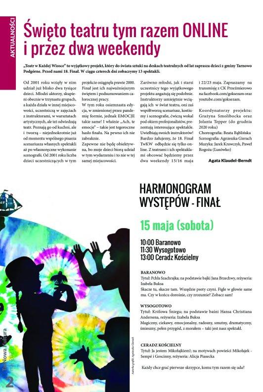 TarNowa Kultura 5/2021 strona 2