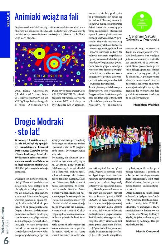 TarNowa Kultura 5/2021 strona 6