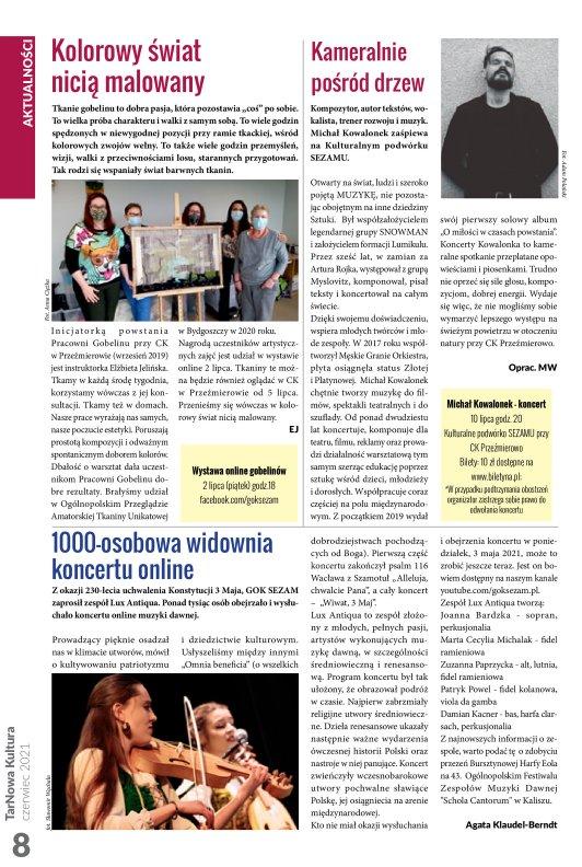 TarNowa Kultura 6/2021 strona 8