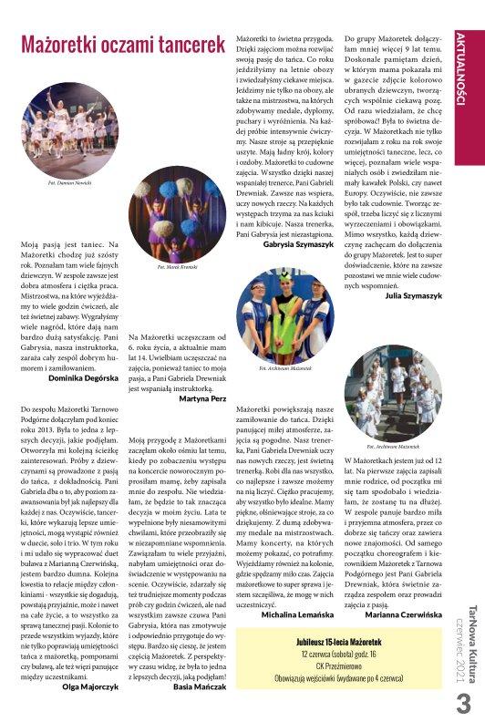 TarNowa Kultura 6/2021 strona 3
