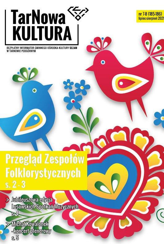 TarNowa Kultura 7-8/2021 strona 1