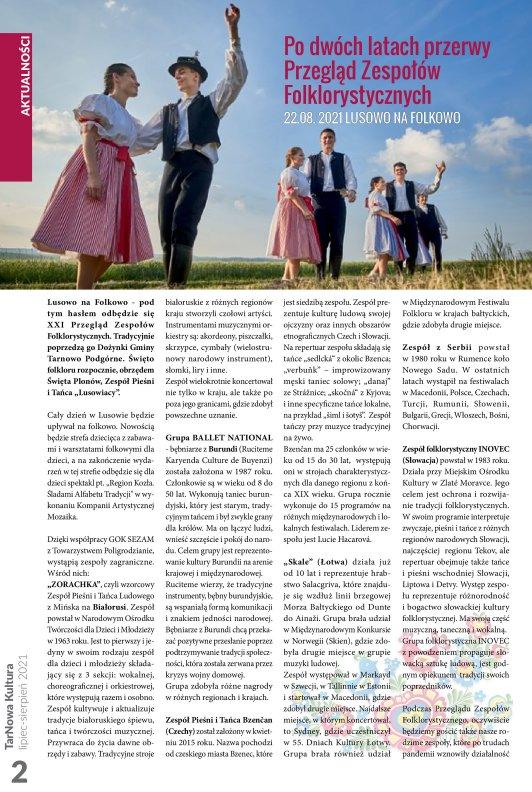 TarNowa Kultura 7-8/2021 strona 2