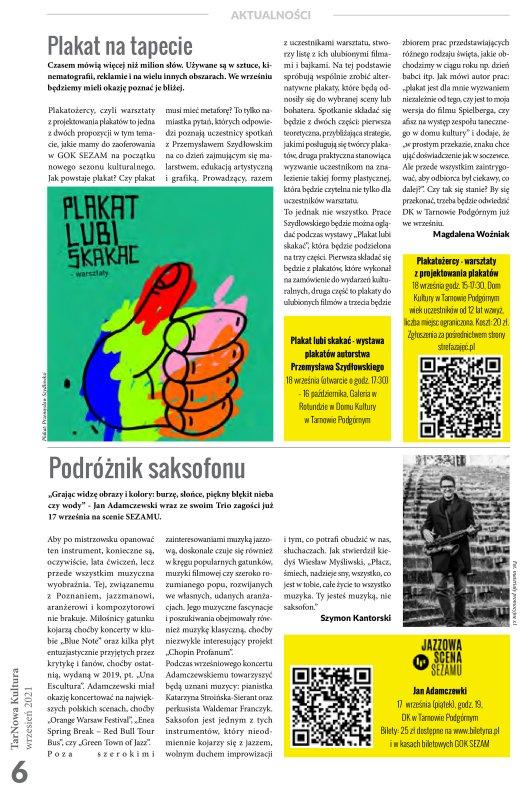 TarNowa Kultura 9/2021 strona 6