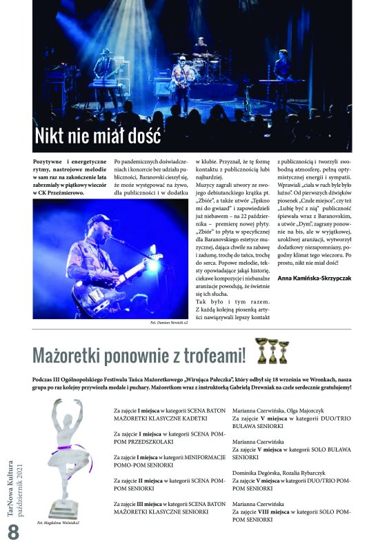 TarNowa Kultura 10/2021 strona 8